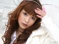 G-AREA「さなこ」ちゃんはお姫様系衣装を身にまとった巨乳ギャル